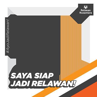 #AyoJadiRelawan!