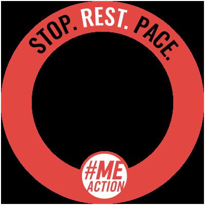 Stop. Rest. Pace.