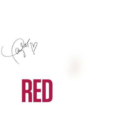 8 YEARS OF RED