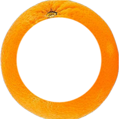 treasure orange