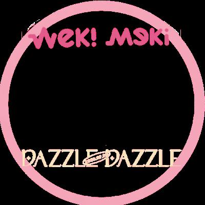 WEKI MEKI: DAZZLE DAZZLE