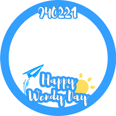 Wendy's Birthday Twibbon