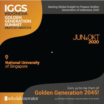 IGGS 2020 Batch 3 & 4