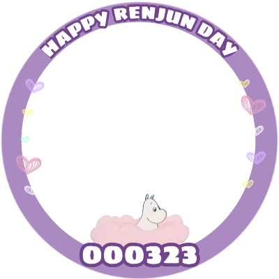 Renjun Birthday