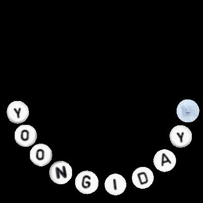 yoongi's birthday