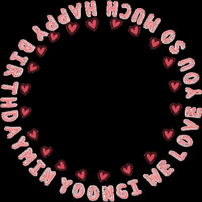 yoongibday