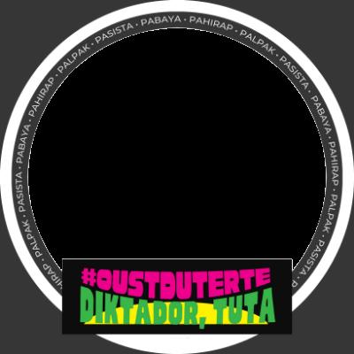 #OustDuterte