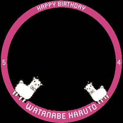 Happy Birthday Haruto!