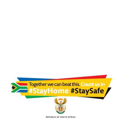 #StayHome #StaySafe RSA