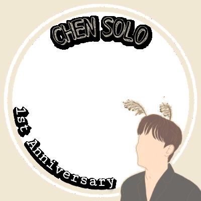CHEN SOLO 1st Anniversary