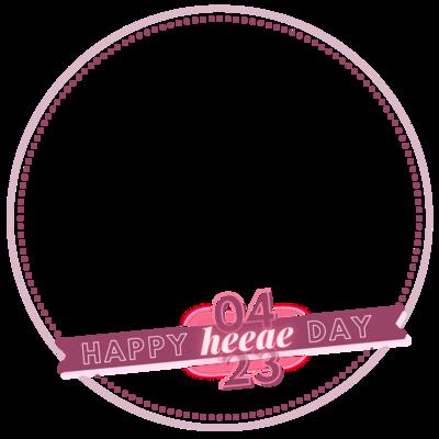 HeeAe Day