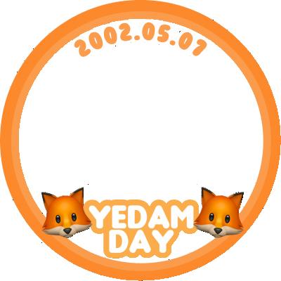 Yedam Birthday