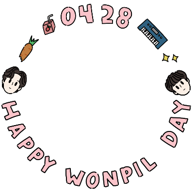 Happy Wonpil Day