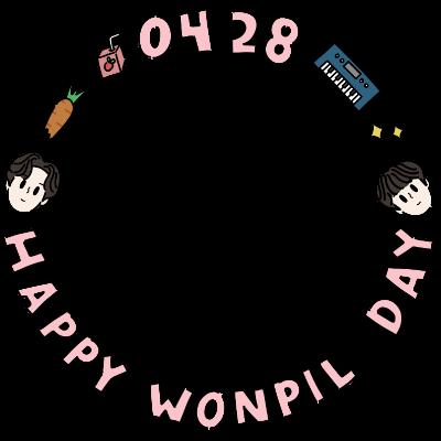 Happy Wonpil Day