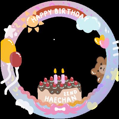 Haechan's Birthday