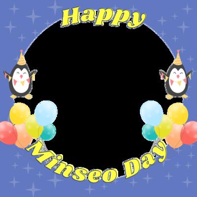 HAPPY KIM MINSEO DAY