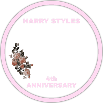 HARRY STYLES 4TH ANNIVERSARY