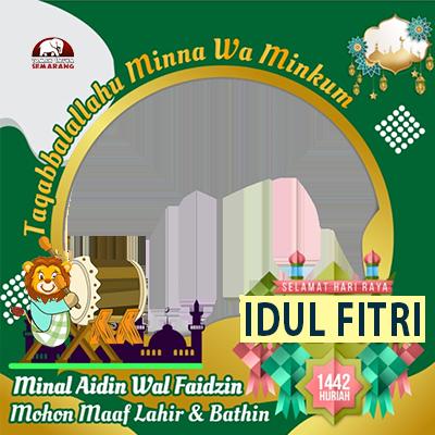 Selamat Idul Fitri 1442 H
