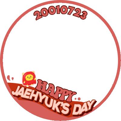 Jaehyuk Birthday