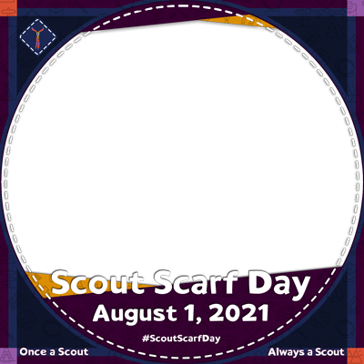 Scout Scarf Day