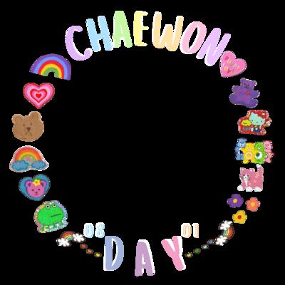 Kim Chaewon Day