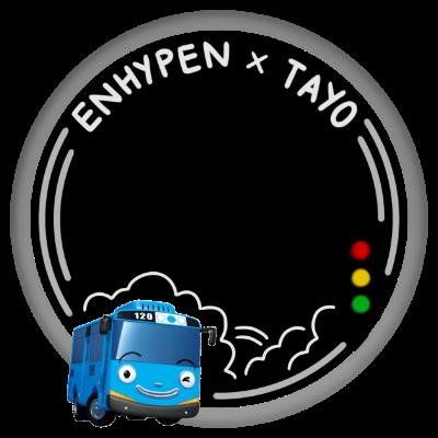 ENHYPEN × TAYO
