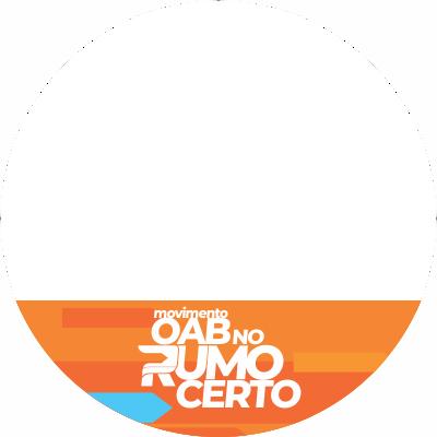#OABnoRumoCerto