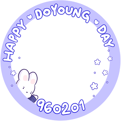 #HappyDoyoungDay