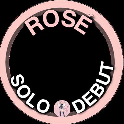 #ROSÉ SOLO DEBUT PROJECT
