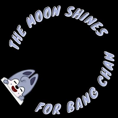 #TheMoonShinesForChan