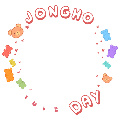 Our Happiness Jongho Day