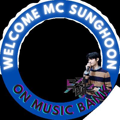 Welcome MC SUNGHOON