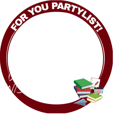 FOR YOU PARTYLIST