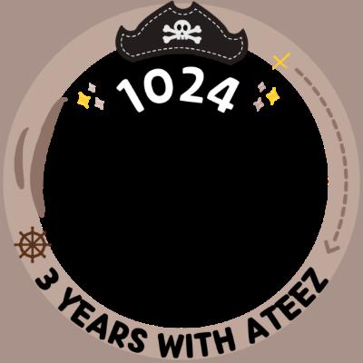 #ATEEZ 3RD ANNIVERSARY!