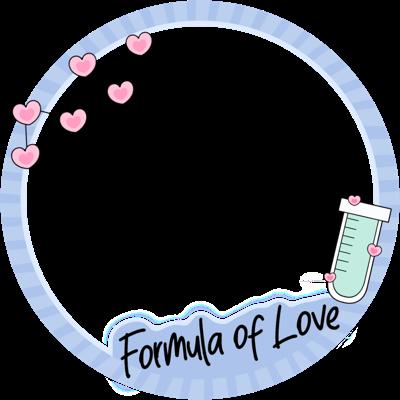"""""""Formula of Love: O+T=<3""""🧪"""