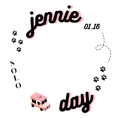 jennie bday border 1/4