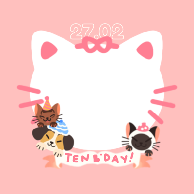 Ten Day by @dailylouisbella