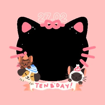 Ten Day by @dailylouisbella