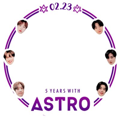 5 years with Astro!