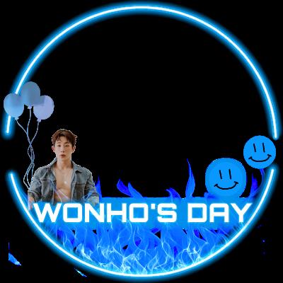 wonho's day