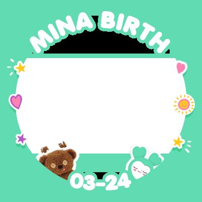 MINA BIRTH (MINT)