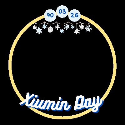 XiuminBirthday