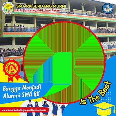 Bangga menjadi Alumni SMA RK