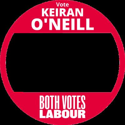 Vote Keiran/#BothVotesLabour