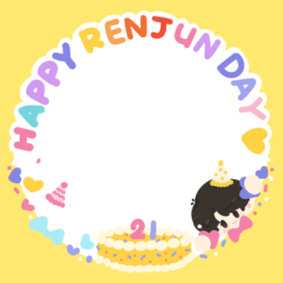 Happy Renjun Day