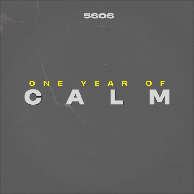 1 year of CALM - DARK